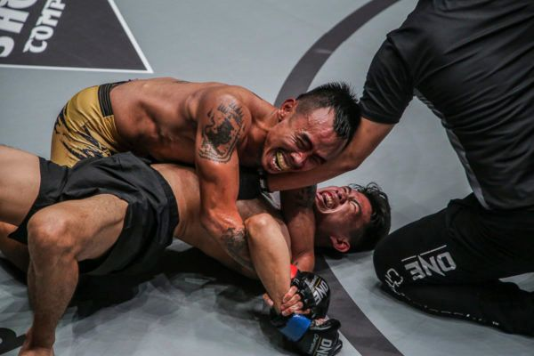 Rudy Agustian Taps Kaji Ebin In The First Round