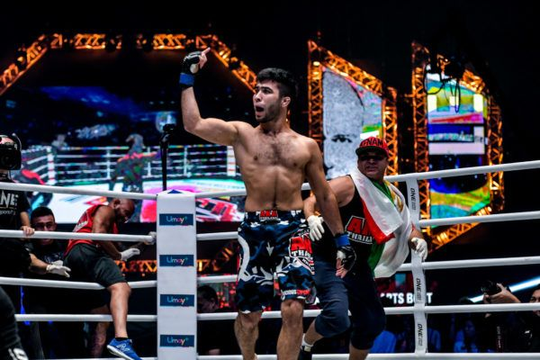 Muin Gafurov Gets A First-Round Knockout In His ONE Return