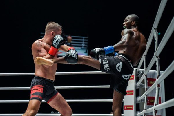 Anthony Njokuani VS Andy Souwer