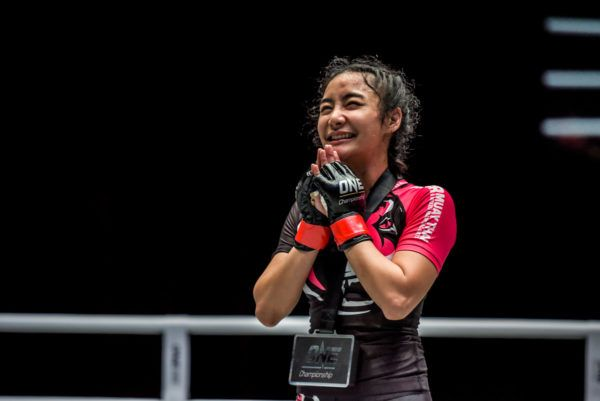 Rika Ishige And Shannon Wiratchai Return At ONE: CLASH OF LEGENDS