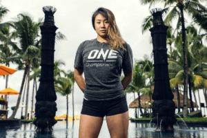 Angela Lee: Champion, Hero, Icon