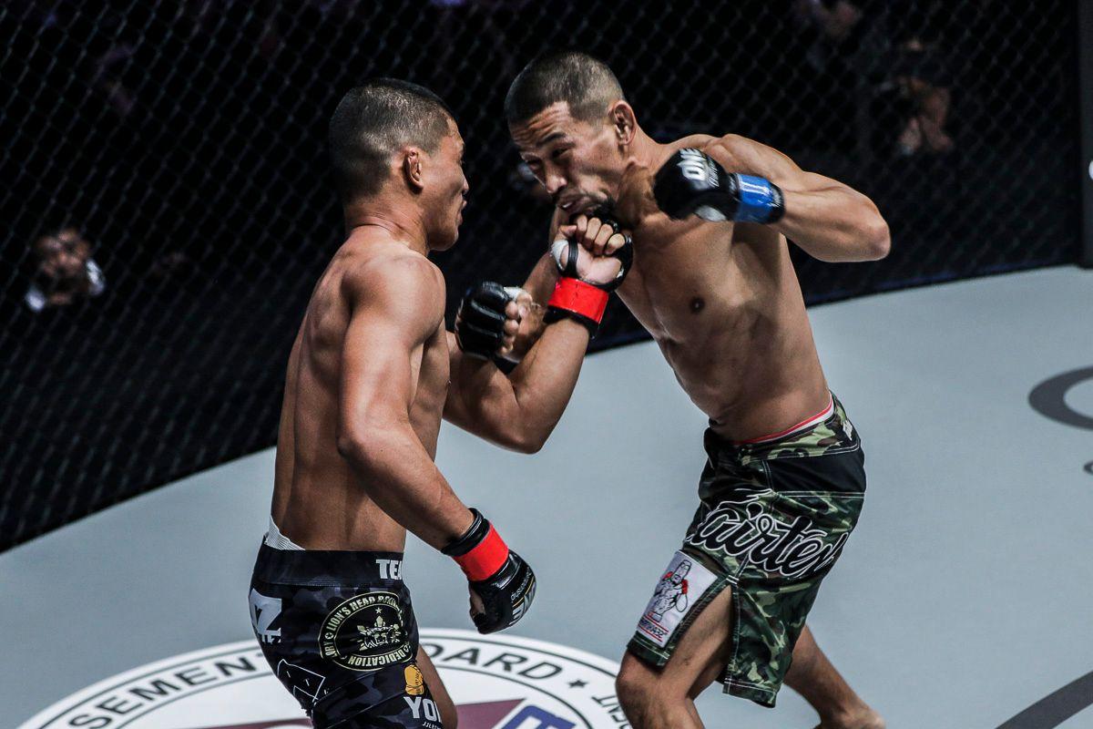 Japanese mixed martial artist Akihiro Fujisawa