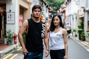 ONE Championship Announces Launch Of Athleisure Business