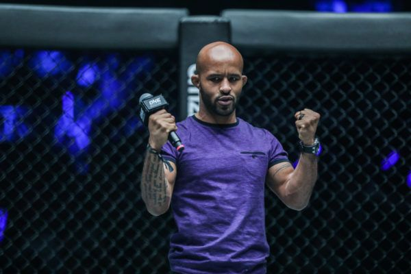 Demetrious Johnson Can't Wait For 'Stacked' Flyweight Grand Prix To Begin