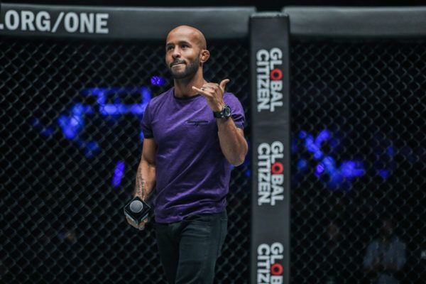 "The Untold Origins Of Demetrious ""Mighty Mouse"" Johnson"