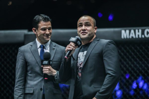 Eddie Alvarez: 'I've Conquered Every Promotion I Ever Went To'