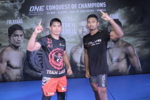 Eduard Folayang Has A Shot At Redemption Against Amir Khan