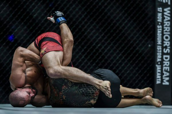 Garry Tonon Excels To Claim His Third Win In The Cage