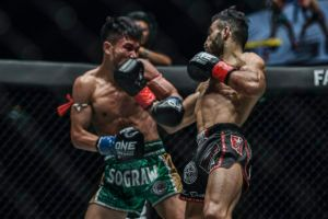 Giorgio Petrosyan Overwhelms Sorgraw At ONE: HEART OF THE LION