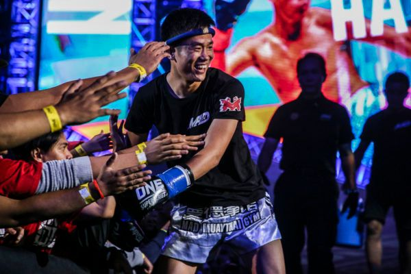 Han Zi Hao Left His Home For Muay Thai Success