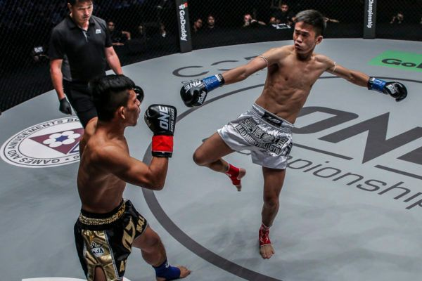 Han Zi Hao Put Chinese New Year Plans On Ice For World Title Shot
