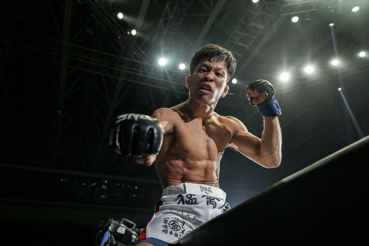 Hayato Suzuki Submits Pongsiri Mitsatit, Eyes Bout With Joshua Pacio