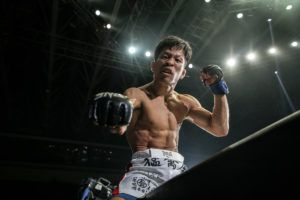 Hayato Suzuki Submits Pongsiri Mitsatit, Eyes Bout With Joshua Pacio