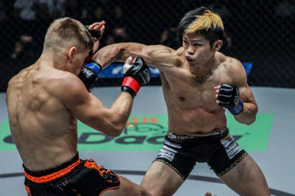 Hiroaki Suzuki Vs. Deividas Danyla