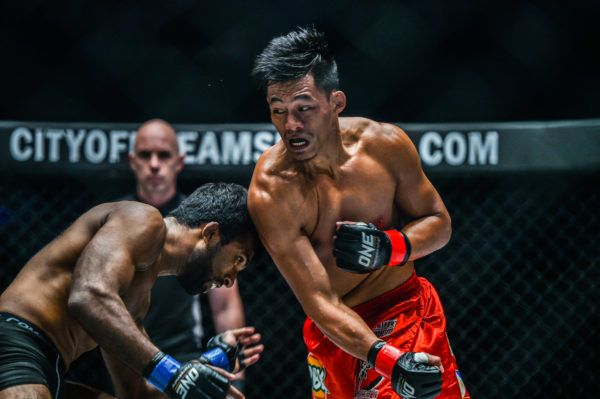Honorio Banario Had To Battle Hard To Beat Rahul Raju