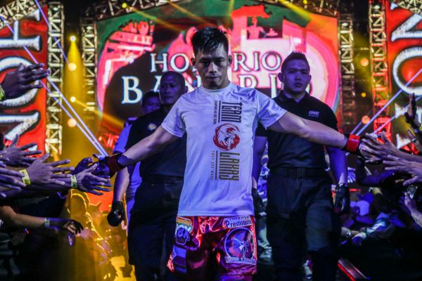 Honorio Banario's Confidence Has Continued To Rise