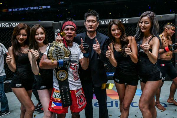 Kevin Belingon Dethrones Bibiano Fernandes, Becomes Undisputed World Champ