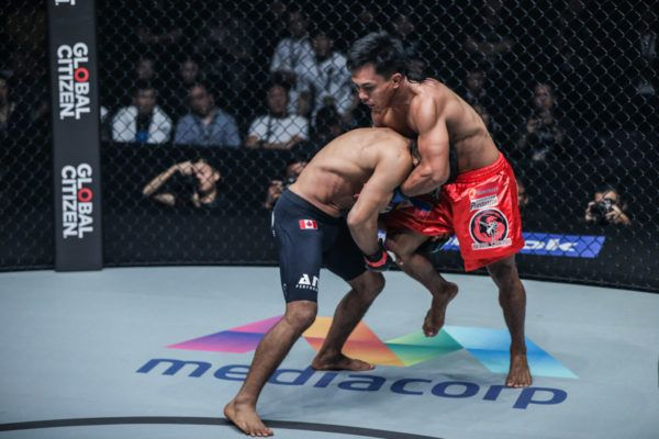 Bibiano Fernandes and Kevin Belingon tangle in their rematch at ONE: HEART OF THE LION