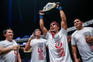 Kevin Belingon Reflects On 'Dream' World Title Win