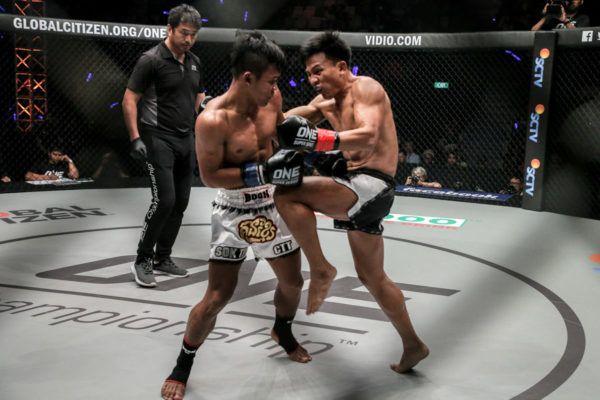 Sok Thy VS Lerdsila Phuket Top Team II