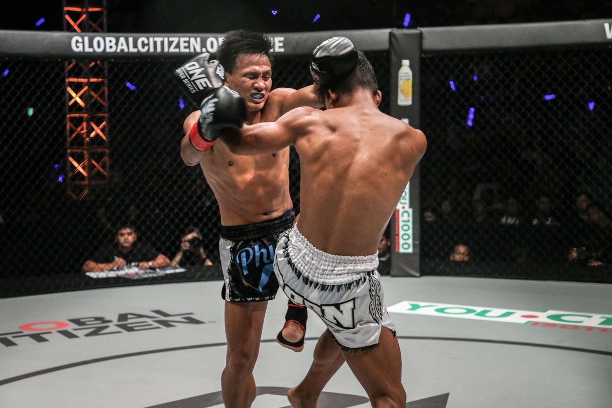 Lerdsila Leaves No Doubt With Rematch Defeat Of Sok Thy