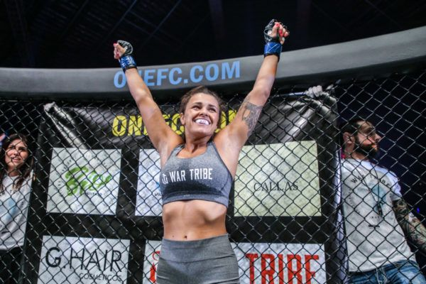 Martial Arts Is Everything To Michelle Nicolini