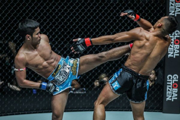Muangthai Topples Panicos Yusuf In ONE Championship Debut