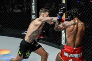 A Powerful ONE Debut Knockout For Nieky Holzken