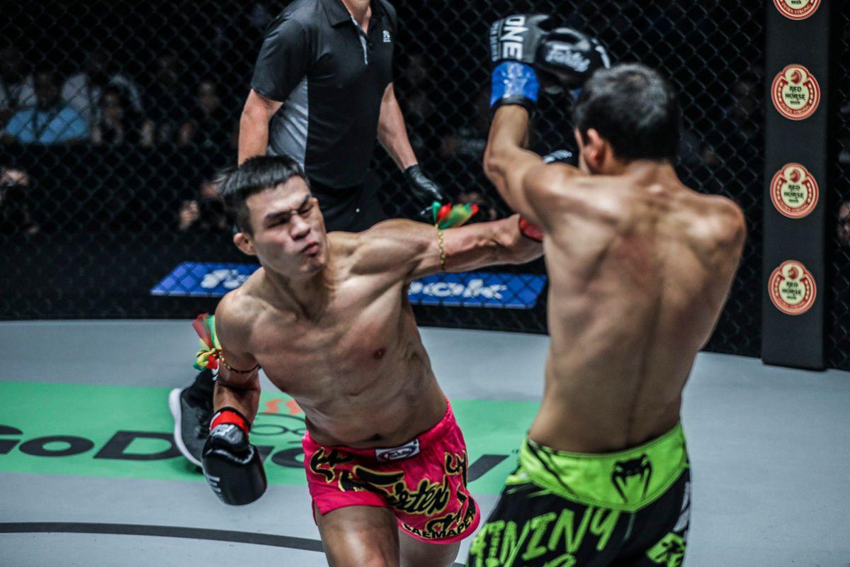 SAemapetch Fairtex defeats Alaverdi Ramazanov
