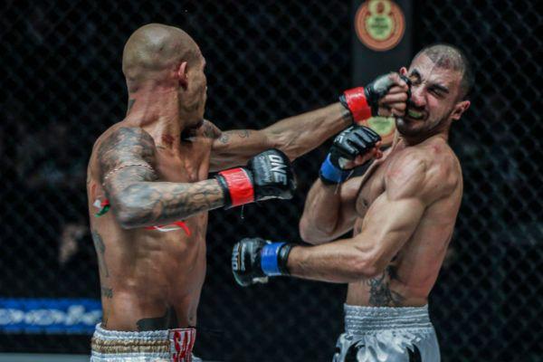 Armen Petrosyan VS Samy Sana