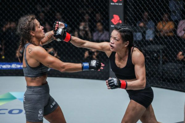 Tiffany Teo defeats Michelle Nicolini