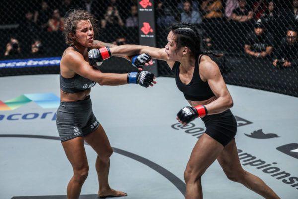 Michelle Nicolini VS Tiffany Teo