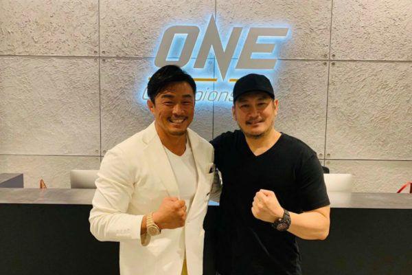 Yoshihiro Akiyama Thrives On Challenging Himself