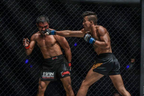 Chan Rothana VS Abro Fernandes