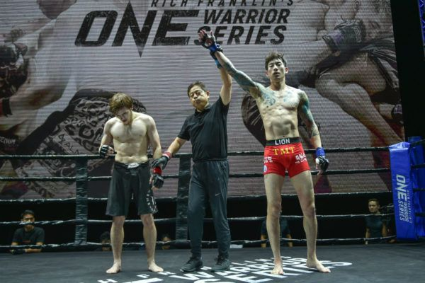 Six-Figure Contracts Up For Grabs At ONE Warrior Series 6 On 20 June