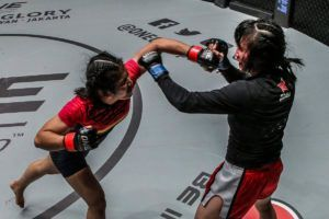Jihin Radzuan Dominates Jenny Huang In Kuala Lumpur