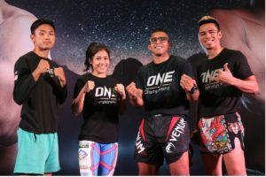 ONE Championship Holds ONE: DESTINY OF CHAMPIONS Open Workout In Kuala Lumpur