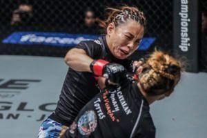 Jomary Torres VS Mei Yamaguchi