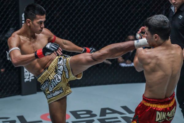 Panpayak Jitmuangnon defeats Rui Botelho at ONE: DESTINY OF CHAMPIONS