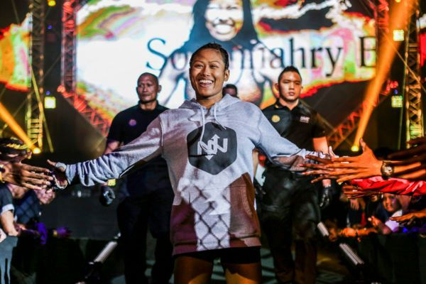 Sovannahry Em makes her ONE Championship debut
