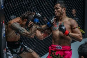 Yodsanklai IWE Fairtex Scores A Knockout In Historic Main Event