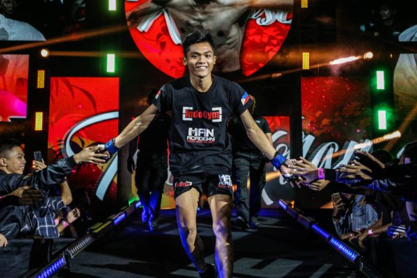 Aziz Calim defeats Adi Paryanto via rear-naked choke at ONE: ETERNAL GLORY
