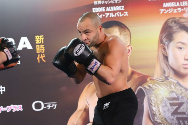 Eddie Alvarez's Secrets To Being A Great Athlete, Husband, And Father