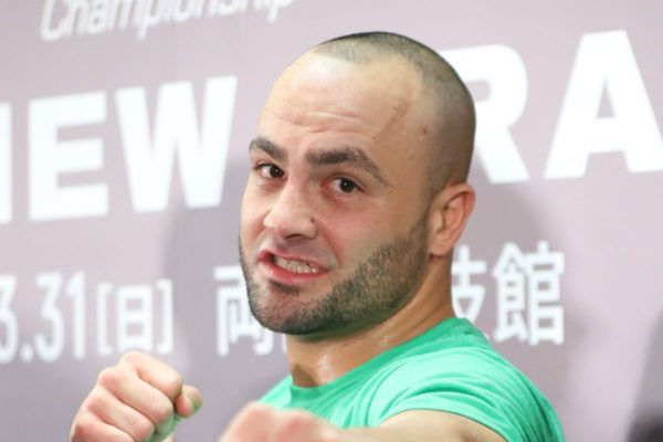 Eddie Alvarez Cannot Wait To Return To Action In Japan