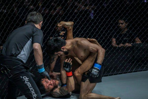 Himanshu Kaushik Scores First-Round KO Over Egi Rozten