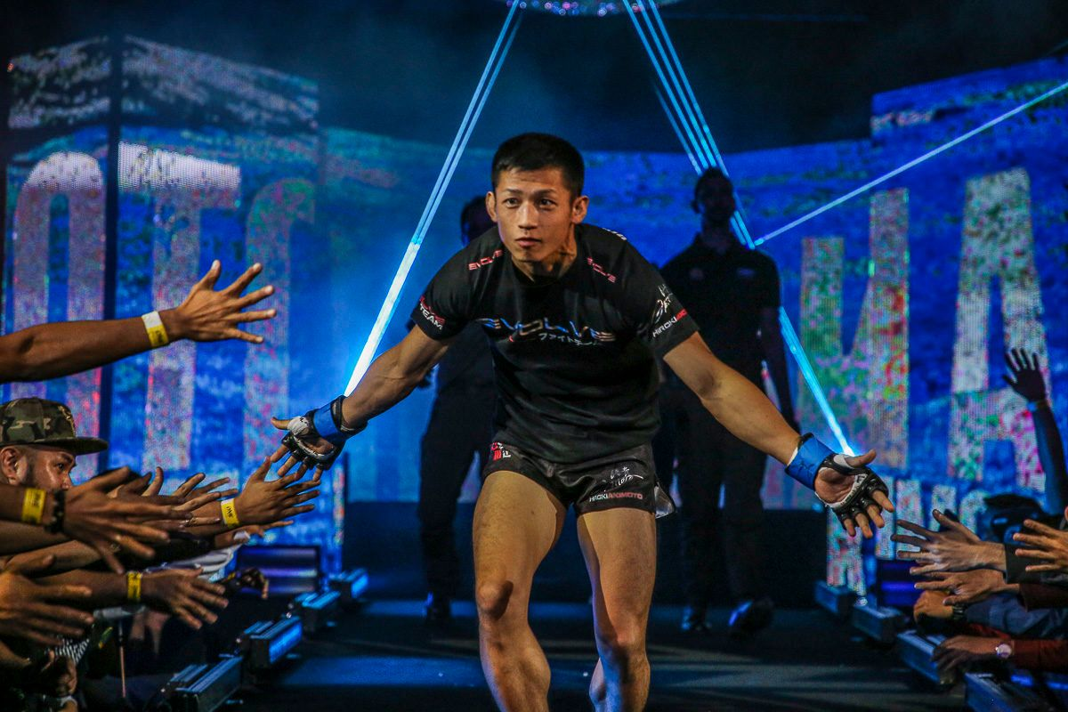 Hiroki Akimoto Says Home Advantage Will Bring Out His Best