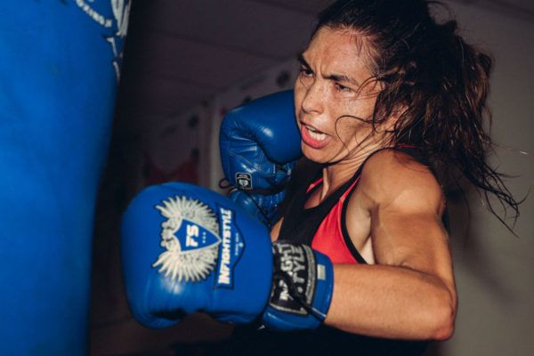 Janet Todd's Unusual Path To Muay Thai Excellence