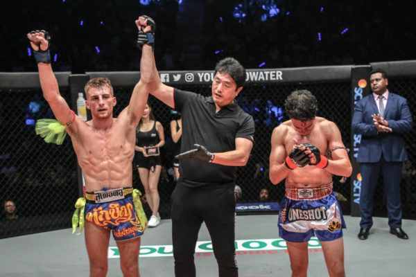 Jonathan Haggerty's Fast-Track To Muay Thai Greatness