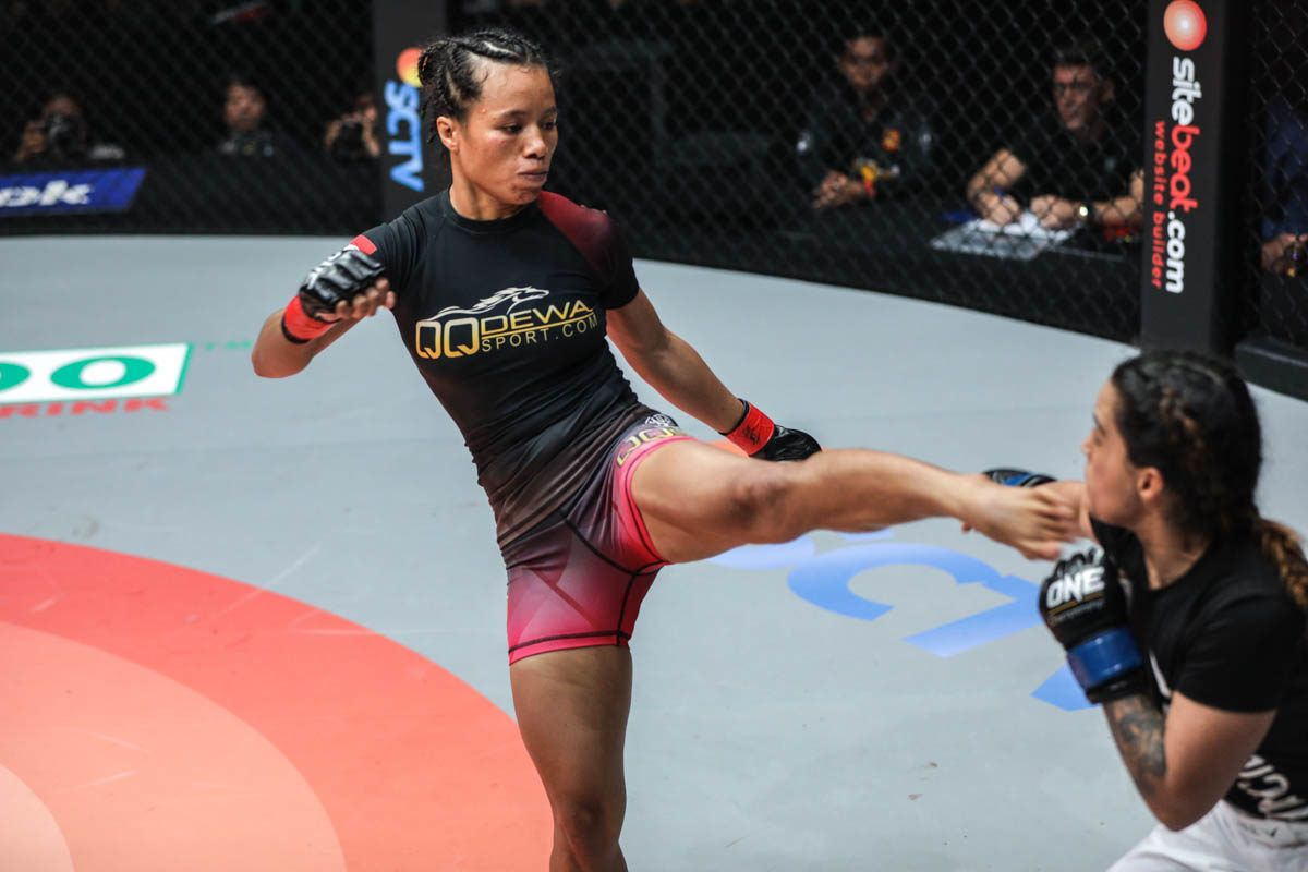 Priscilla Hertati Lumban Gaol Prepared To Take Out A World Champ