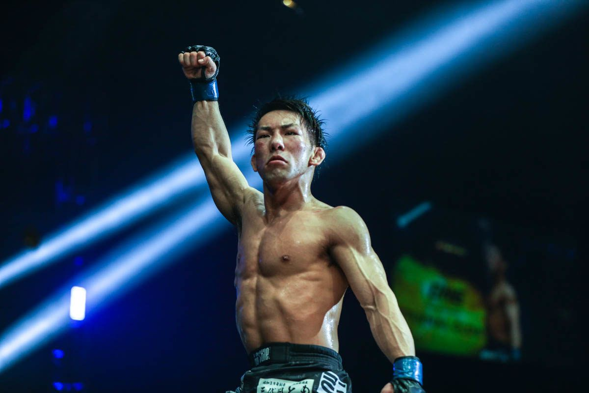 Yosuke Saruta Certain He Can Knock Out Joshua Pacio In Manila Rematch